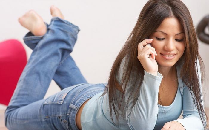 Телефонный разговор - диалог