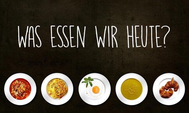 диалог про выбор еды в ресторане