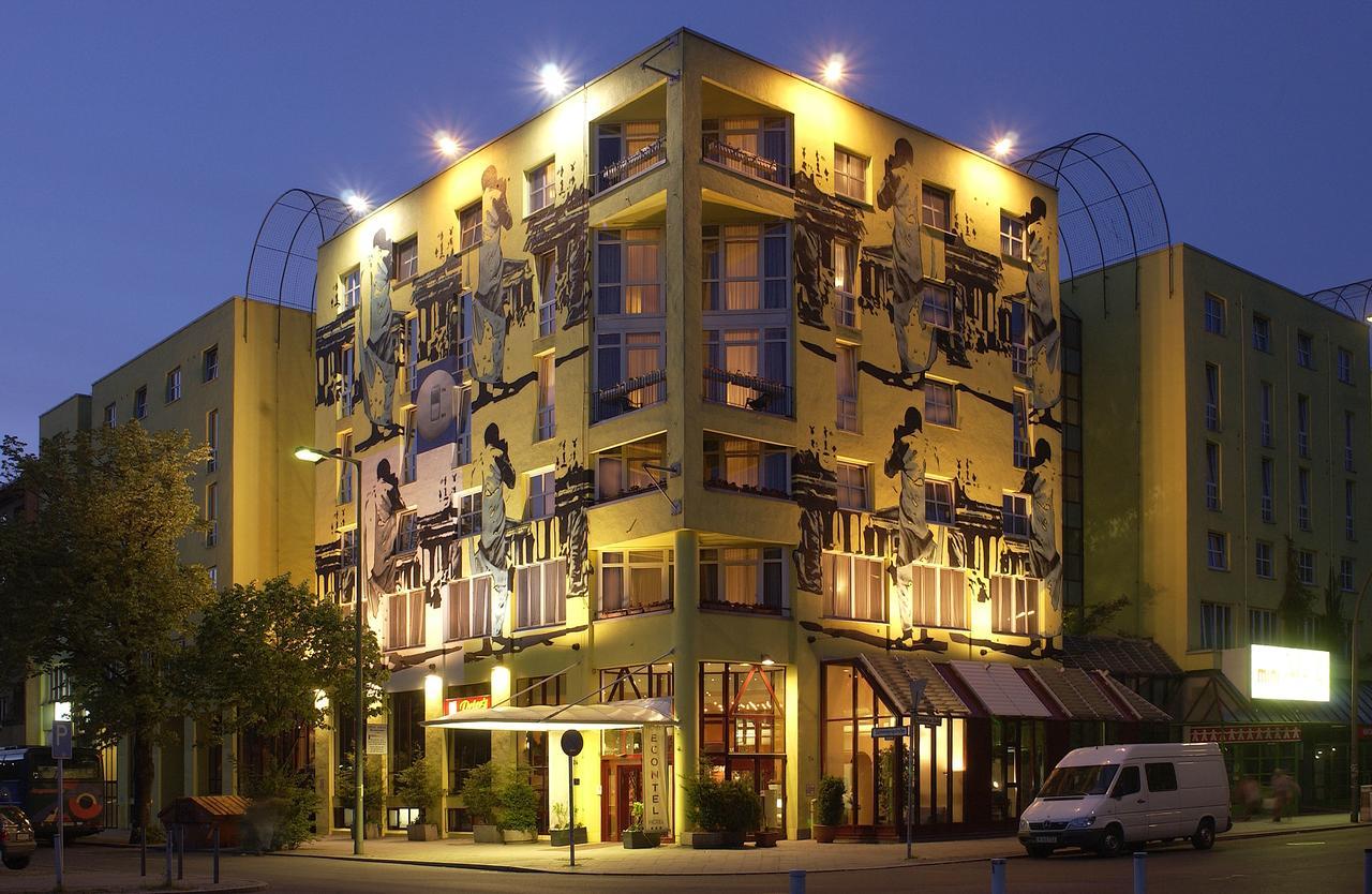 гостиница в Германии