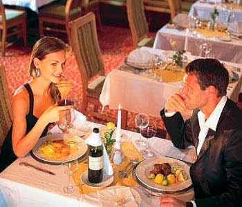 диалог в ресторане на немецком