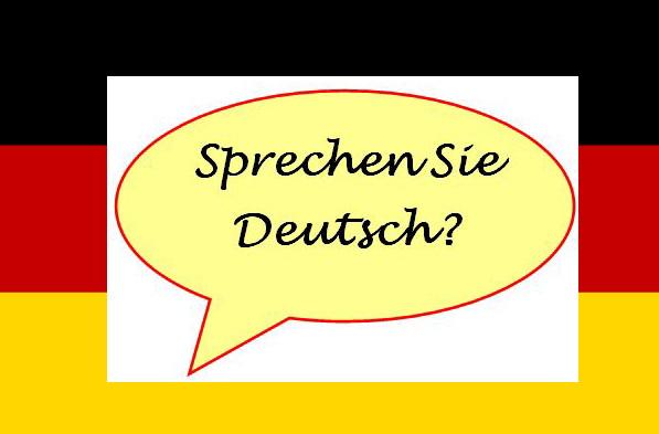 Sprechen (разговаривать, говорить)