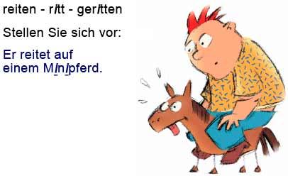 Сильные немецкие глаголы