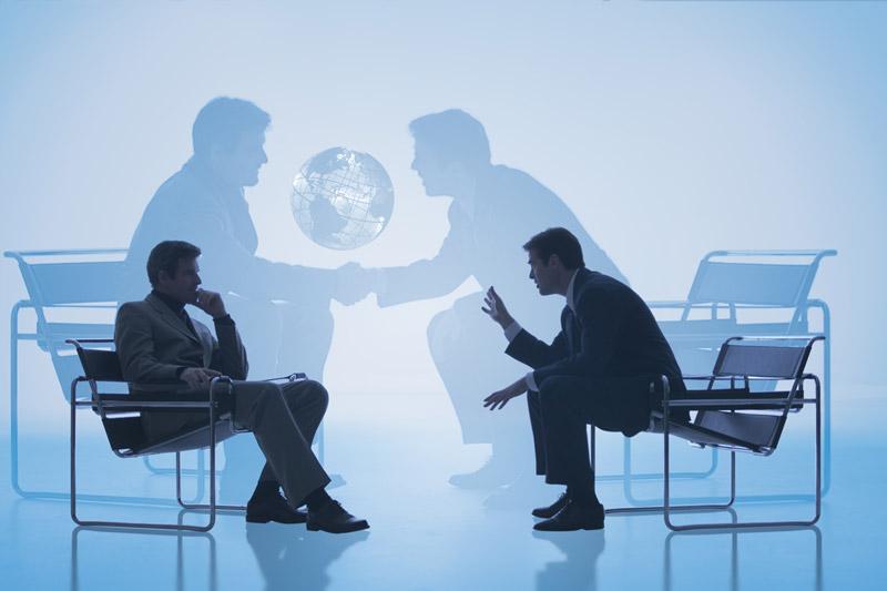 Немцы в сфере делового общения Немецкий язык онлайн Изучение  как заключают договоры в Германии