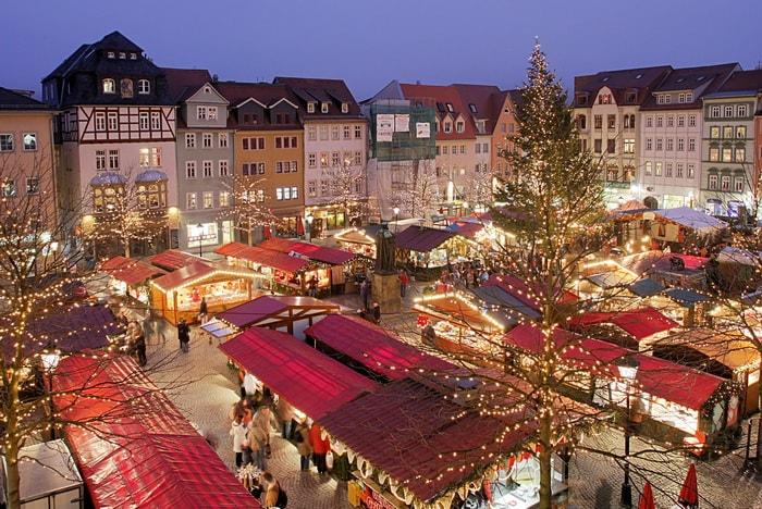 как гуляет Германия на Новый год