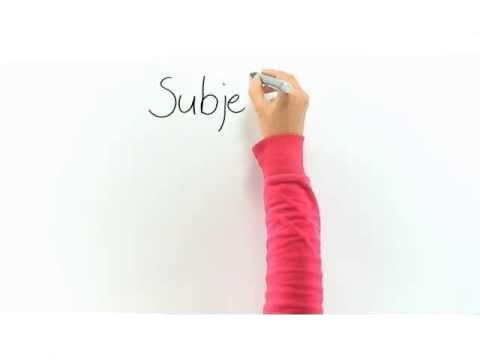 subjekt