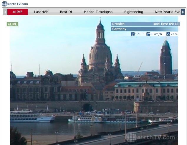Web-камера Дрезден