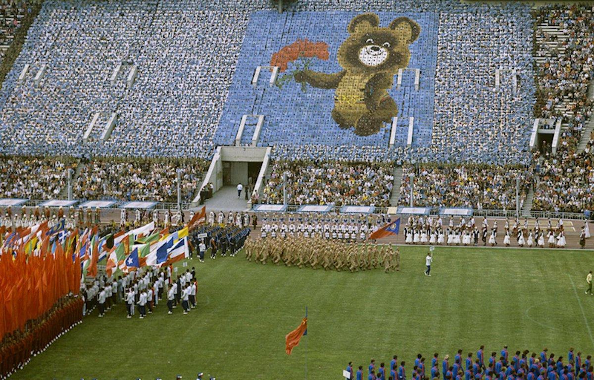 Олимпиада в Москве