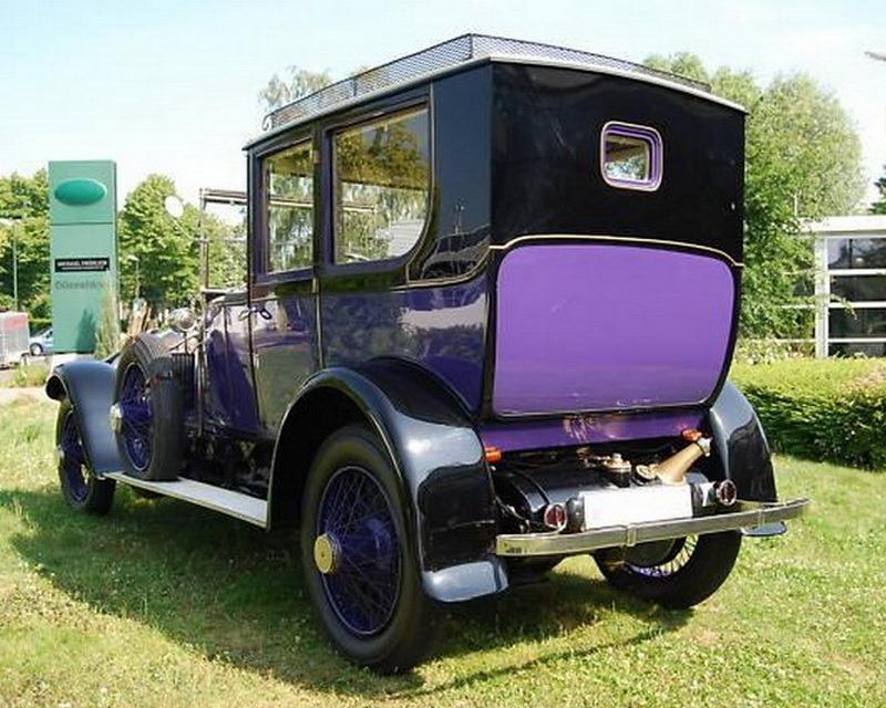 Ретро автомобиль 1917 годы