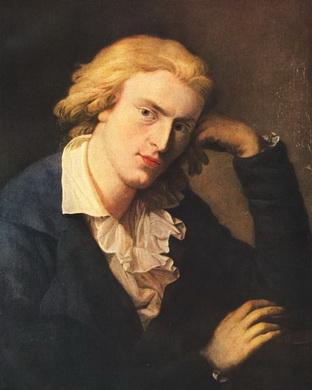 Friedrich Schiller Мой любимый писатель