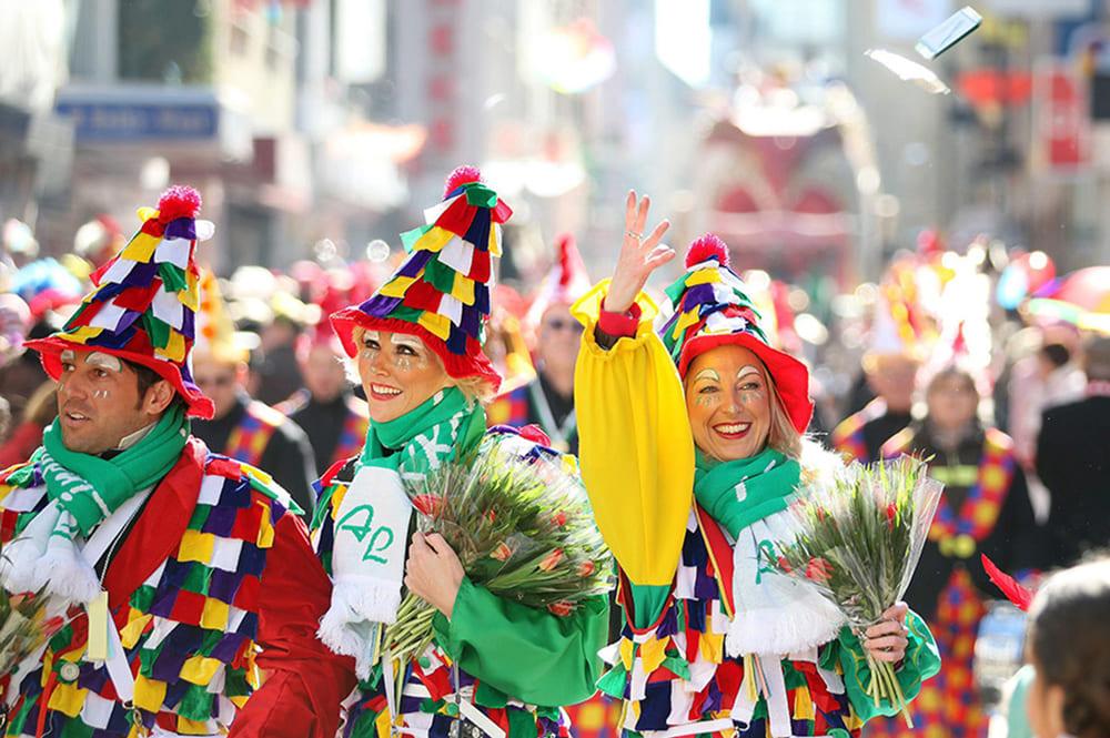 карнавал в Берлине