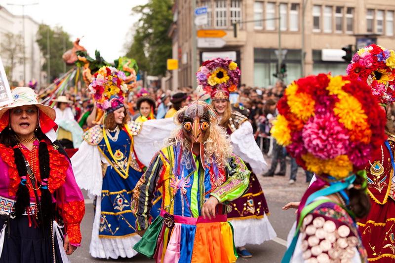 Берлинский карнавал культур