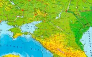 юго-запад России