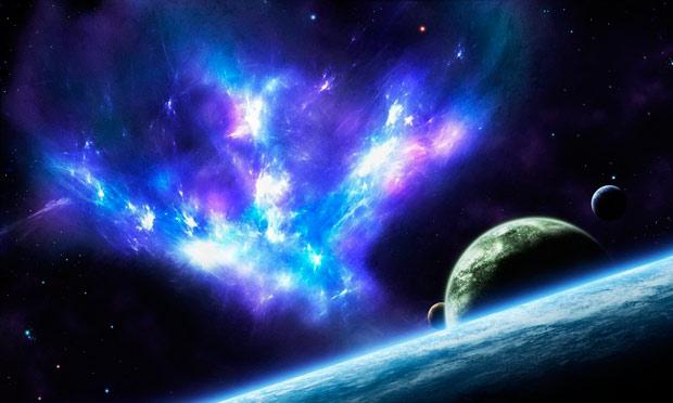 Космос  (тема, рассказ. текст)