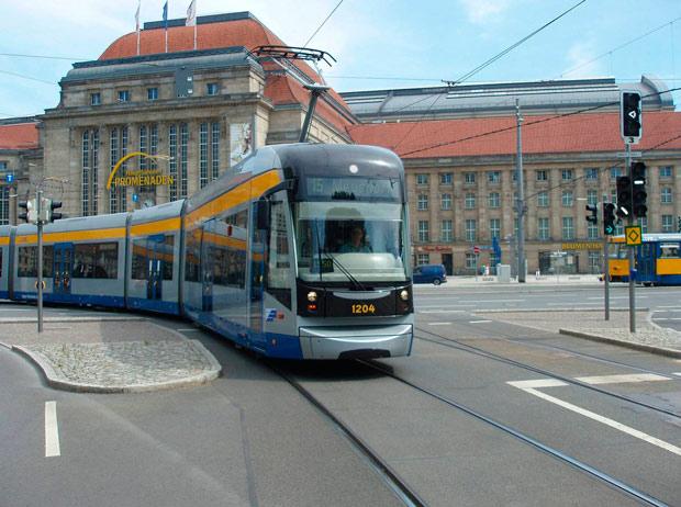 Немецкие города Leipzig
