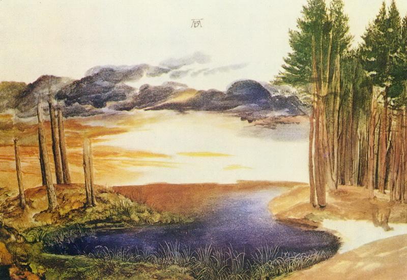 картина Альбрехта Дюрера
