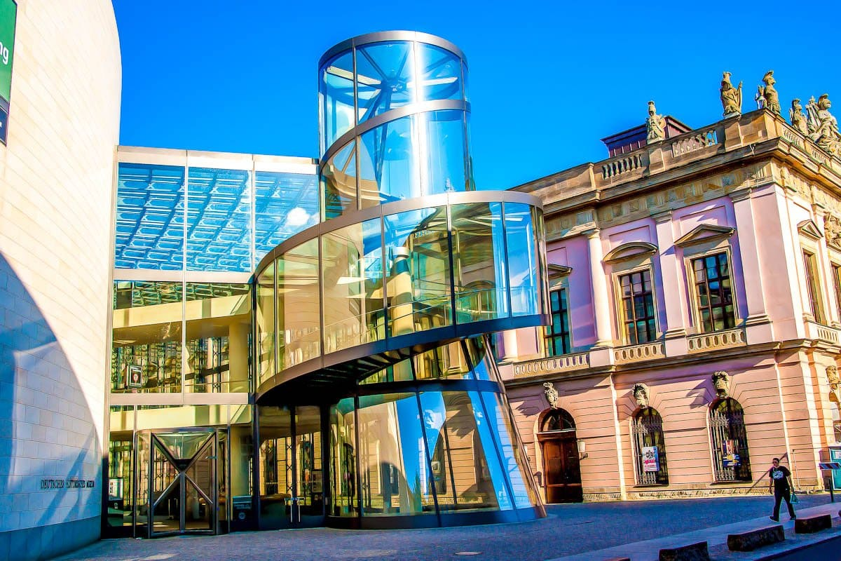 Исторический музей в Берлине