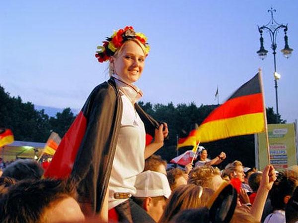 Молодежь Германии