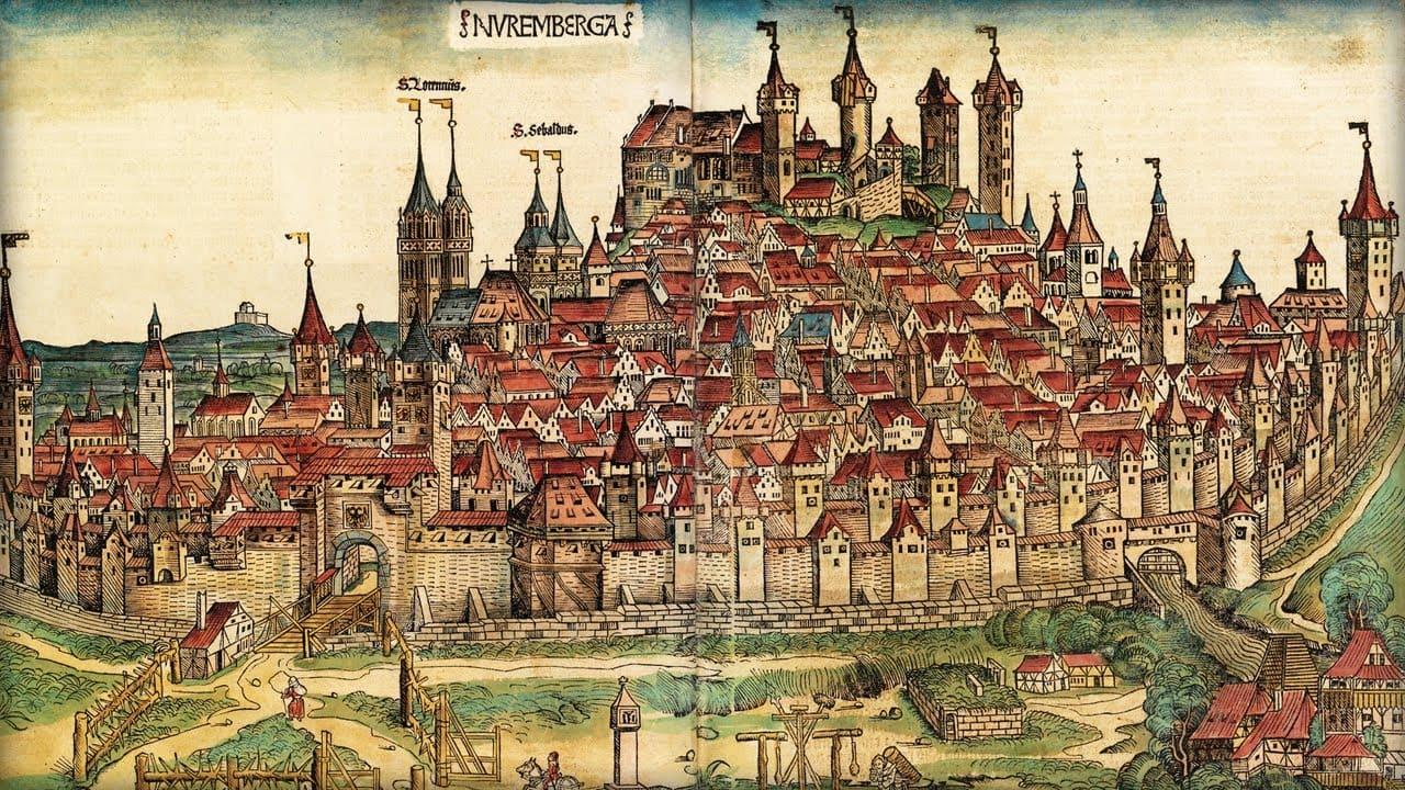 древний Нюрнберг