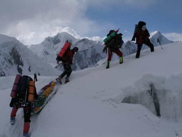 альпинизм, лыжи