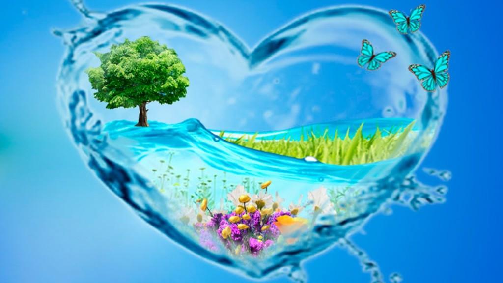 вода основа жизни на Земле
