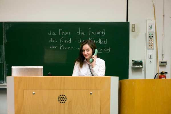 Репетитор немецкого языка в skype